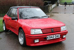 K942 DAC (Nivek.Old.Gold) Tags: 1993 peugeot 205 cti 1905cc dimma signature series hh