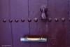 _MG_3930 (iperezmarin) Tags: chaouen marruecos puertas portones llamadores forja madera