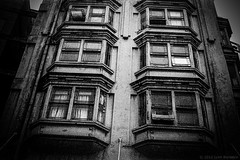 tenement 2012  #749 (lynnb's snaps) Tags: 2012 35mm tx trix xa bw city film people rangefinder street v700 sydney australia building tenement old ishootfilm blackandwhite bianconegro bianconero blackwhite biancoenero blancoynegro noiretblanc monochrome schwarzweis