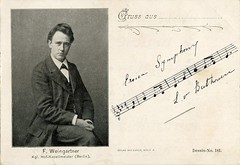 Felix Weingartner: (painting in light) Tags: georg gerlach ag berlin zara dalmatia austria–hungary 2nd june 1863 winterthur switzerland 7th may 1942 1891 chief conductor berlincourtopera london 1898 1905 newyorkphilharmonicorchestra nikisch mahler 1910 1940 felix weingartner felixweingartner hofkapellmeister courtkapellmeister royalopera royalcourtopera