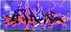 APASHE (apashe) Tags: apashe apashegraffiti apash graffiti graff toulouse france europe 2018 fpc fwt ntc cmk kmf abs sp colour couleur wall mur wildstyle