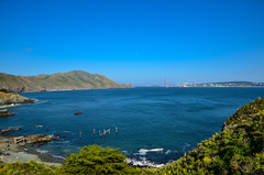 Point Bonita Lighthouse - Marin County - California (TravelMichi) Tags: californa california travel usa2018 millvalley usa us