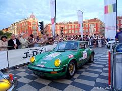 Porsche 911 - Tour Auto Nice 2018 (Ferrari-live / Franck@F-L) Tags: porsche 911 tour auto nice galiffi gregory green