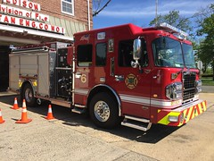 Edison Fire Department Engine 6 (Triborough) Tags: nj newjersey middlesexcounty edison efd edisonfiredepartment firetruck fireengine engine engine6 spartan erv