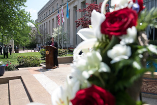 May 7, 2018 39th Annual Washington Area Law Enforcement Officers Memorial Service