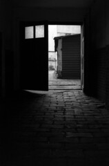 Darkness (Moryc Welt) Tags: agfaapx100 agfapan diy homemadesoup id68 iscanforlinux gimp mikołów silesia poland europe epsonv600 oreston50 chinoncxii