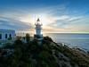 El Faro (Fotomondeo) Tags: alicante alacant cabodelashuertas faro lighthouse drone aerialphotography dji djispark spain españa hdr