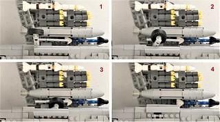 A-7 Landing Gear