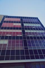 Building (Traxxounet) Tags: minolta minoltarokkor28mmf28 ilcea7m2 sonyalpha sonyalpha7m2 building montréal canada streetphotography