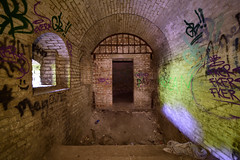 Interior (IntrepidExplorer82) Tags: dover western heights bastion caponier england kent napoleonic fortification fort