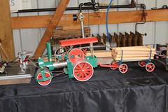 Newfane 066 (65) (swi66) Tags: dunkirk hit miss motors diesel cannons farm tractor john deere antique historical