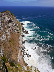 photo - Cape Point, South Africa (Jassy-50) Tags: photo capepoint tablemountainnationalpark nationalpark southafrica unescoworldheritagesite unescoworldheritage unesco worldheritagesite worldheritage whs tablemountainsandstone sandstone rock