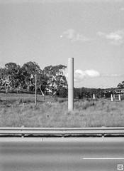 street (Pavel Vrzala) Tags: australia australie canberra 2015 2014 olympus pen ft penft blackandwhite bw 35mm halfframe film act city gungahlin suburb urbanlandscape citylandscape outskirts