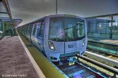 BART--3001 at Union City NB (milantram) Tags: electricrailtransport bart fremontline rapidtransit subways