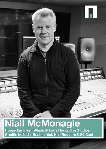 Niall McMonagle