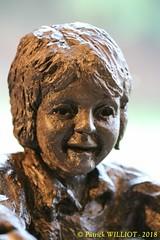 IMG_8126 (Patrick Williot) Tags: exposition vernissage ecuries sculpteur michal peintre genevieve nicolas