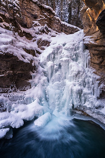 Flux II | Johnston Canyon, Canadian Rockies