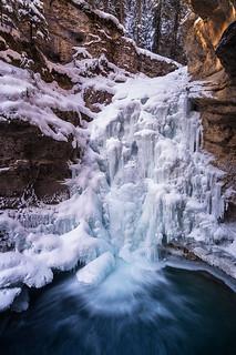 Flux II | Johnston Canyon, Canadian Rockies