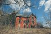three high of oceana county (Marty Hogan) Tags: clevelandrd100thave oceanacounty abandoned farmhouse rural
