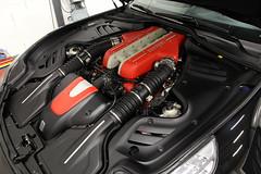 Ferrari_FF_moteur_Dubaï_15 (Detailing Studio) Tags: detailing studio lyon ferreri ff lavage moteur détails pinceau nettoyage traitement protection swissvax