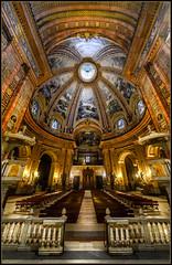 San Francisco el Grande (Totugj) Tags: nikon d5100 sigma 816mm san francisco el grande iglesia igreja interior église europe europa españa church chiesa granangular
