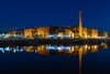 Reflecting Albert (gmorriswk) Tags: bluehour nightshot night waterscape nightscape landscape reflections reflection pumphouse albertdock liverpool england unitedkingdom gb