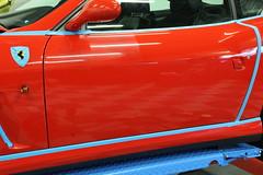 Ferrari_550_Maranello_swissvax_21 (Detailing Studio) Tags: detailing studio lyon swissvax ferrari 575 maranello rénovation peinture rosso corsa traitement lavage décontamination polissage lustrage protection cire carnauba concorso autobahn cuir micro rayures