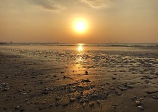 Sea and Sunset