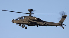 Apache (Bernie Condon) Tags: westland boeing wah64 apache helicopter attack assault armed aac army britisharmy gunship military warplane iwm duxford airfield museum airshow aviation aircraft flying display