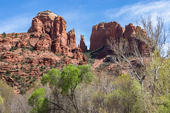 One More of Cathedral Rock (Sedona, Arizona) (Jersey Camera) Tags: arizona roadscholar roadscholartrip sedona cathedralrock