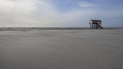 on the beach (schmitzcoesfeld) Tags: nordfriesland deutschland de st peter ording strand meer nordsee sonyflickraward