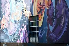 Portland 28 (Krasivaya Liza) Tags: portland or oregon keepportlandweird weird quirky funky gritty grit skateboard skatepark graffiti art artists mural murals street photography buildings architecture westcoast west coast pac northwest pacific oregonian