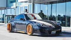 Pfaff Porsche Cars & Coffee 2018 (chaozbanditfoto) Tags: concord ontario canada carsandcoffee pfaffporsche porsche 911 997 carrera libertywalk