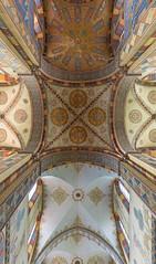 Kaiserdom Königslutter Vierung (ulrichcziollek) Tags: niedersachsen königslutter dom deckengewölbe romanisch romanik