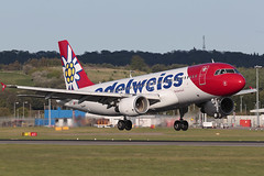 Airbus A320-214 HB-IJW Edelweiss Air (Mark McEwan) Tags: airbus a320 a320214 hbijw edelweiss edelweissair aviation aircraft airplane airliner edi edinburghairport edinburgh