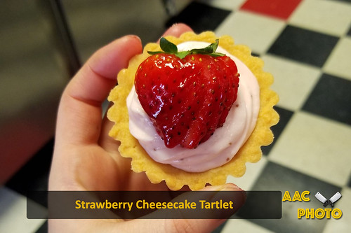 """Strawberry Cheesecake Tartlets • <a style=""""font-size:0.8em;"""" href=""""http://www.flickr.com/photos/159796538@N03/28153254058/"""" target=""""_blank"""">View on Flickr</a>"""