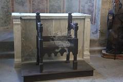 Anagni Cattedrale Cappella del Salvatore 05