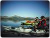 Cool formation (Nicolas Valentin) Tags: loch landscape lochlomond light lomond lake kayakfishing kayak kayakscotland kayakfishingscotland