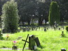 Western Cemetery Cardiff. (aitch tee) Tags: cardiff walesuk westerncemetery mynwentwestern headstones graves taphology