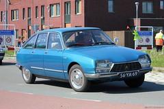 Citroën GS Pallas 1975 (56-YA-69) (MilanWH) Tags: citroën gs pallas 1975 56ya69 citromobile vijfhuizen citromobile2018