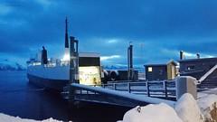 """""""Stetind"""" (OlafHorsevik) Tags: stetind torghattennord thn ferge ferga ferry ferja ferje reserveferge lødingen bognes"""