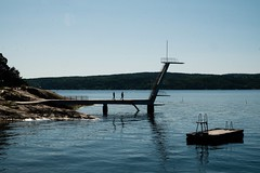 Funkis Divingboard @ Ingierstrand (jonarnefoss2013) Tags: fujifilmxt2 xt2 akershus ingierstrand oslofjord