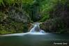Salto de agua en Tobera (Fernando Sanz Zazo) Tags: merindades cascadas burgos