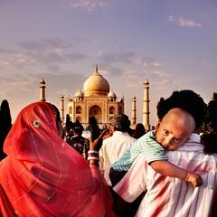 TajBB (realprincehamlet) Tags: tajmahal baby india canon5dmkiii