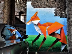 Caught By His Own Reflection (Jason_Hood) Tags: graffiti streetart birmingham digbeth digbethgraffiti