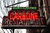 carbone. rocco (J Blough) Tags: neon sign greenwichvillage nyc