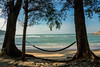 Hammock (good.fisherman) Tags: boardwalk jetty idyllic waters edge horizon over water tranquil scene beach shoreline tranquility coastline thailand phangan vacation relax relaxation travel hammock paradise tropical