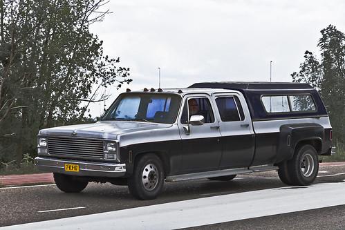 Chevrolet K30 Silverado Crew Cab Dually 1980 (1508)
