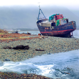 Corpach Boat