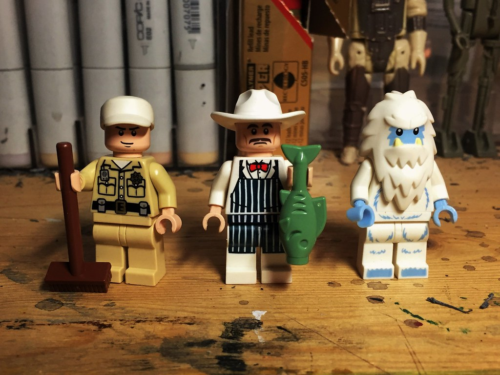 The Worlds Most Recently Posted Photos Of Lego And Yeti Flickr